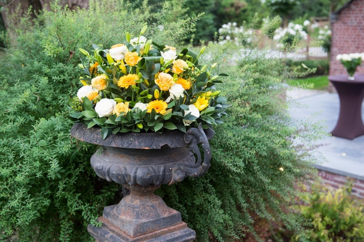 Déco florale mariage