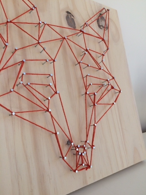 String art 3 - Fox